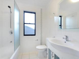 Airlie Beach Motor Lodge Whitsunday Islands - Bathroom