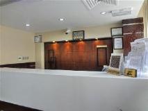Rainbow Hotel Apartments: reception