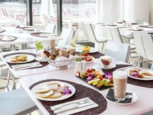 Nhow Berlin Hotel Berliin - Restoran