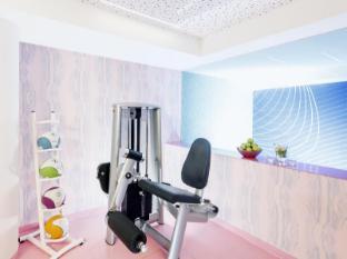 Nhow Berlin Hotel Berlín - Fitness prostory