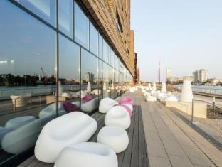 Nhow Berlin Hotel Berlin - Balkon/Taras