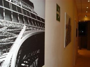 Morrisson Hotel Rome - Hotel Interior