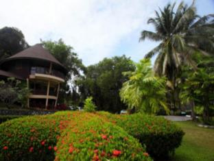Damai Beach Resort Kuching - Hotel z zewnątrz