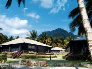 Damai Beach Resort Kuching - Hotellet udefra