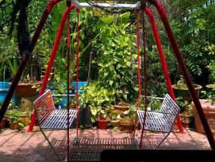 The Secret Sanctuary Boutique Cottage Kuching Kuching - Patio de recreo
