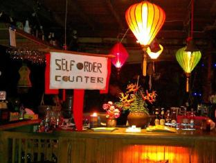 The Secret Sanctuary Boutique Cottage Kuching Kuching - bar/salon