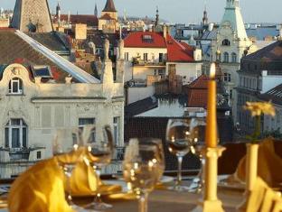 Intercontinentals And Resorts Prague Prague - Restaurant