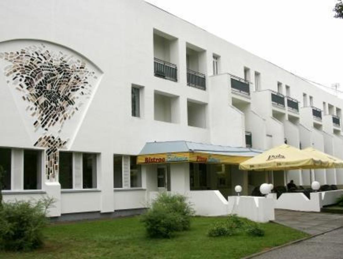 Exterior do Hotel