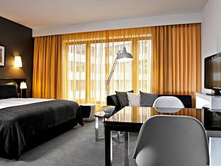 Adina Apartment Hotel Berlin Hackescher Markt Berlim - Interior do Hotel