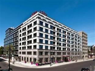 柏林哈克市场阿迪娜公寓式酒店 柏林 - 酒店外观