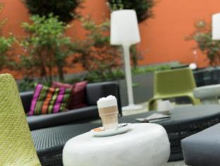 柏林哈克市场阿迪娜公寓式酒店 柏林 - 花园