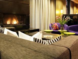 柏林哈克市场阿迪娜公寓式酒店 柏林 - 大厅