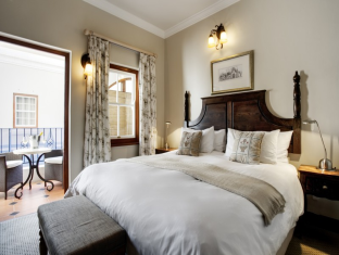 Coopmanhuijs Boutique Hotel and Spa Stellenbosch - Hotellihuone