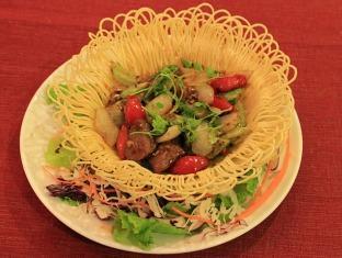 Dara Reang Sey Hotel Phnom Penh - Cantonese Cripsy Noodle
