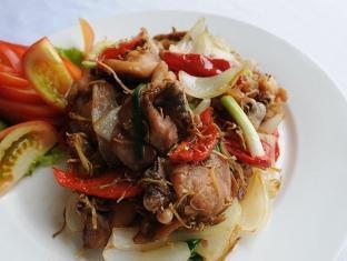 Dara Reang Sey Hotel Phnom Penh - Fried Pork Ginger