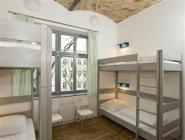 Single Bed in Mixed Dormitory Room (4 Beds)