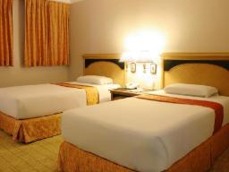 Nadstandardna soba z dvema ločenima posteljama