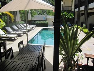 Ampha Place Hotel Samui - Swimming Pool Are