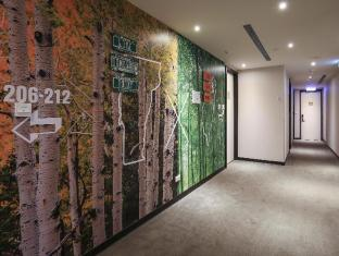 Cityinn Hotel Plus Ximending Branch Taipei - Guest Room