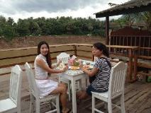 Villa Merry No.1: restaurant