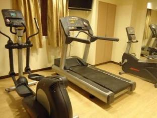 Sky Hotel Bukit Bintang Kuala Lumpur - fitnes