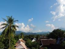 The Villa Merry Lao III: view