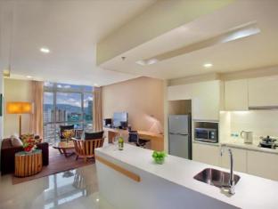 PARKROYAL Serviced Suites Kuala Lumpur Kuala Lumpur - One Bedroom Premier Suite