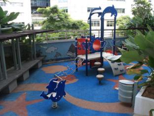 PARKROYAL Serviced Suites Kuala Lumpur Kuala Lumpur - Children playground