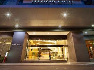 PARKROYAL Serviced Suites Kuala Lumpur Kuala Lumpur - Entrance