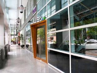 PARKROYAL Serviced Suites Kuala Lumpur Kuala Lumpur - Exterior