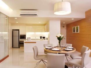 PARKROYAL Serviced Suites Kuala Lumpur Kuala Lumpur - 2 Bedroom Suite