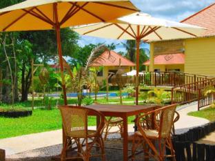 Au Cabaret Vert Hotel Battambang - Garden