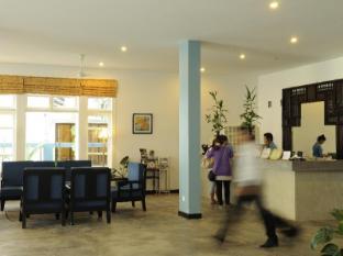 Frangipani Villa Hotel Siem Reap - Reception area