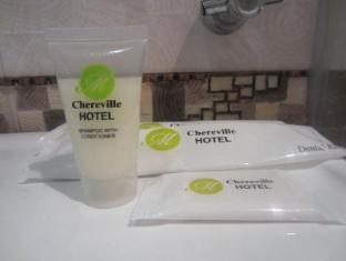 M Chereville Hotel Manila - Toiletries