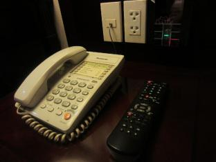 M Chereville Hotel Manila - Telephone in Rooms