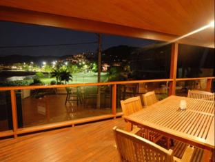 Airlie Waterfront Bed and Breakfast Whitsunday Islands - Erkély/Terasz