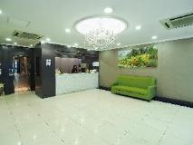 Goodrich Hotel: lobby