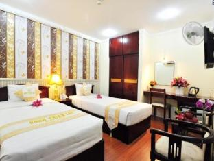 Blessing 2 Saigon Hotel - Hong Thien Loc Group Ho Chi Minh City - Deluxe Triple No Window