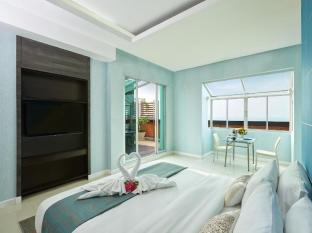 Royal Beach View Suites Pattaya - Guest Room
