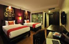 ห้องมาตรฐาน เตียงแฝด