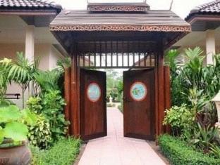 Villa Wanida Garden Resort Pattaya - Entrance