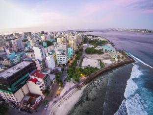 Surf View Hotel Male City and Airport - Male' Beach and Surfing