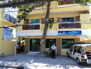 Boracay Paradise Hotel Borakajaus sala - Įėjimas