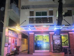 Boracay Paradise Hotel Borakajaus sala - Viešbučio išorė