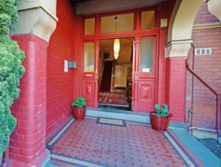Edinburgh Gallery Bed & Breakfast Hobart - Vchod