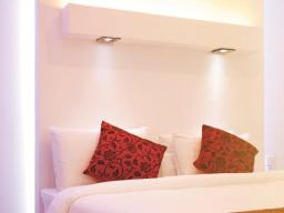 Suite med 1 soveværelse og pooludsigt