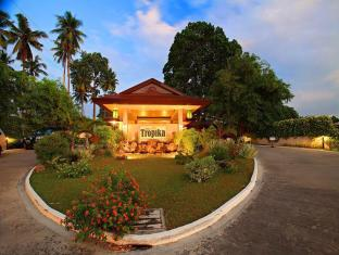 Hotel Tropika Davao City - vhod