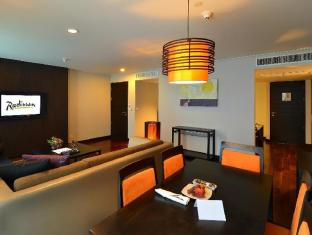 Radisson Suites Bangkok Sukhumvit Bangkok - Reserved Grand Bedroom
