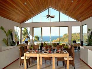 Amihan Villa Puerto Galera - Dining Lounge Area