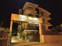 Sinq Beach Resort: executive lounge